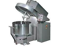 Misturador industrial para alimentos