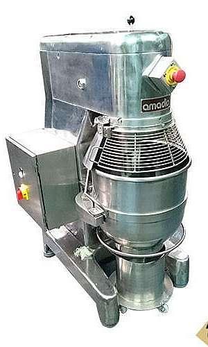 Batedeira industrial 40 litros