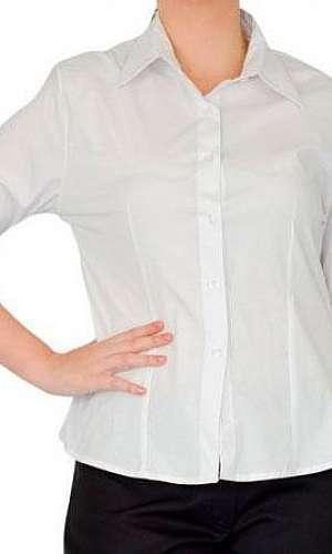 Camisa uniforme profissional