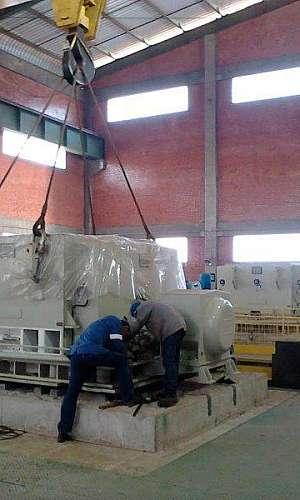 Manutenção industrial SP