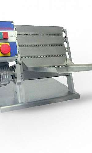 Máquina cortadora de massa
