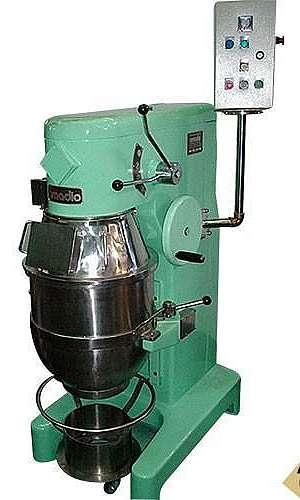 Misturador de argamassa industrial