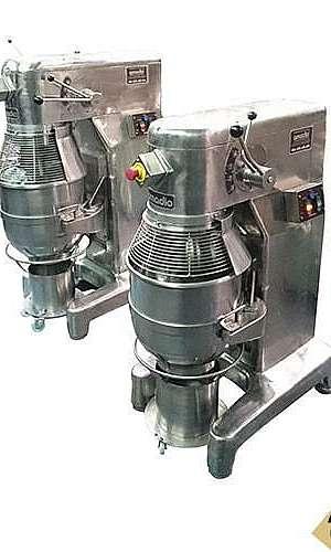 Misturador de massa para salgados