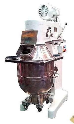 Misturador industrial com aquecimento