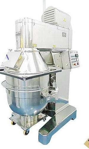 Misturador industrial de alimentos