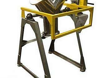 Misturador de temperos industrial