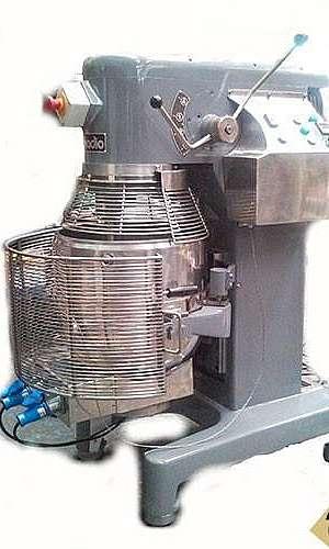 Misturador para massas quentes