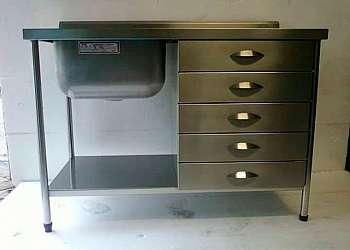 Mixer industrial para cozinha