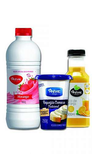 Rótulos para Indústria Alimentícia